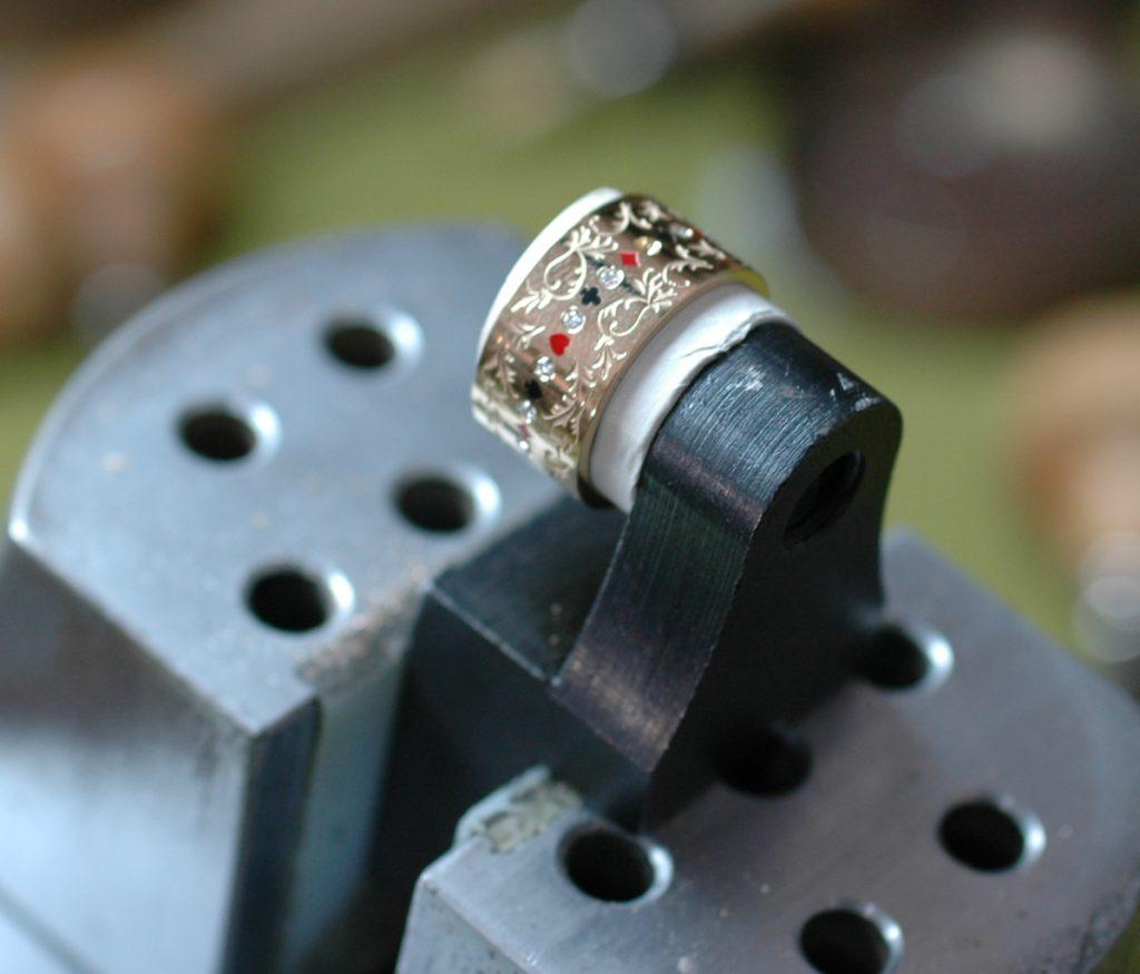 Pick a Pair Wedding Ring