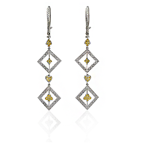 Celebrity Diamonds Set Canary