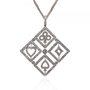 Majesty Cross Pendant