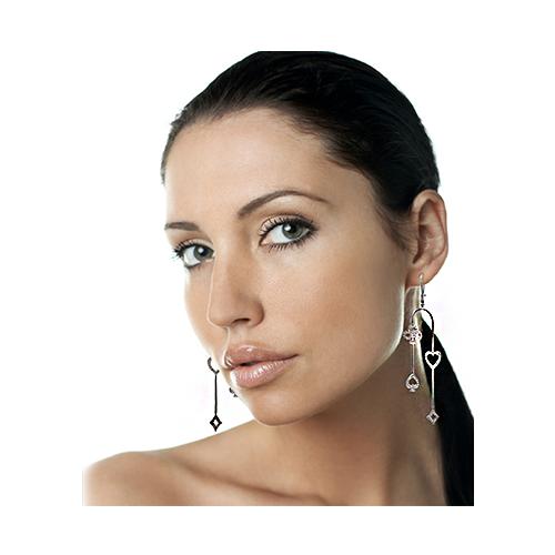 Las Vegas Rhythm earrings