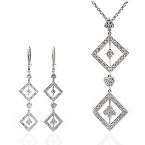 Celebrity diamonds set