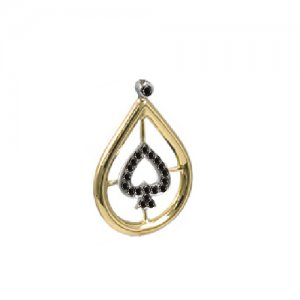 Ladies Earrings_black