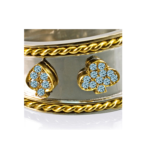 QUEEN'S RING_blue