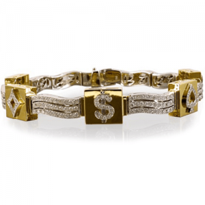 Royal Flush Bracelet