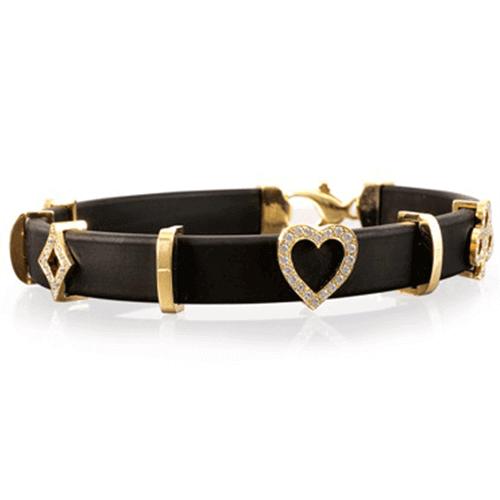 Black Jack bracelet