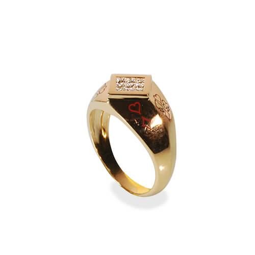 The Globe Ring