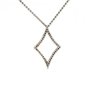 DIAMOND PENDANT_black